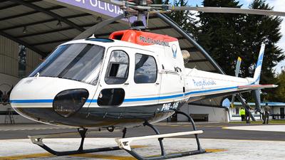 PNE-146 - A�rospatiale AS 350B2 Ecureuil - Ecuador - Police