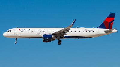 N337DN - Airbus A321-211 - Delta Air Lines