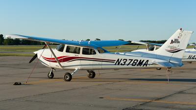 A picture of N378MA - Cessna 172S Skyhawk SP - [172S8078] - © SpotterPowwwiii