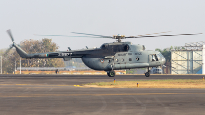 Z2877 - Mil Mi-8 Hip - India - Air Force