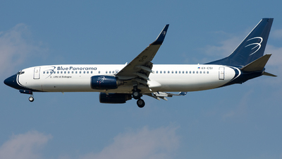 EI-CSI - Boeing 737-8AS - Blue Panorama Airlines
