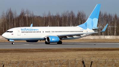 A picture of VQBWI - Boeing 7378LJ - Pobeda - © Malyshev Andrei