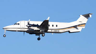 F-HBCK - Beech 1900D - Chalair Aviation