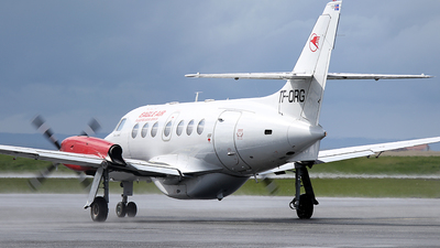TF-ORG - British Aerospace Jetstream 32EP - Eagle Air