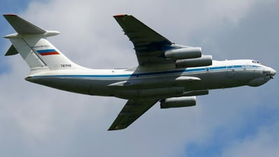 RF-76746 - Ilyushin IL-76MD-M - Russia - Air Force