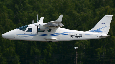 SP-ADM - Tecnam P2006T - Private