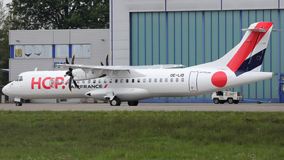 OE-LID - ATR 72-212A(600) - HOP! for Air France