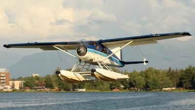 N343WB - De Havilland Canada U-6A Beaver - Private