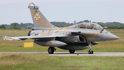 324 - Dassault Rafale B - France - Air Force