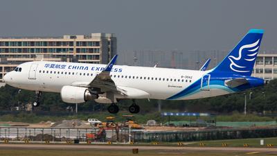 B-30AZ - Airbus A320-214 - China Express Airlines