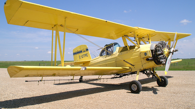 C-GTPE - Grumman G-164 Ag-Cat - Private