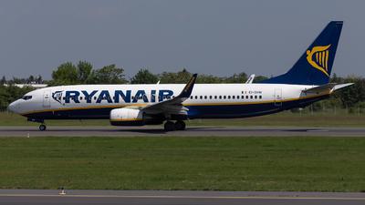 EI-DHW - Boeing 737-8AS - Ryanair