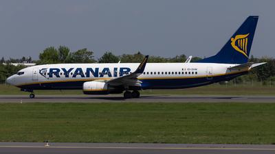 EI-DHW - Boeing 737-8AS - Ryanair