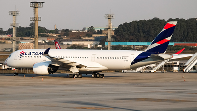A picture of A7AMA - Airbus A350941 - [079] - © Felipe Oliveira