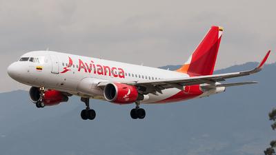 N723AV - Airbus A319-115 - Avianca