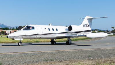 N58CW - Bombardier Learjet 35A - Private
