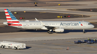 N140AN - Airbus A321-231 - American Airlines