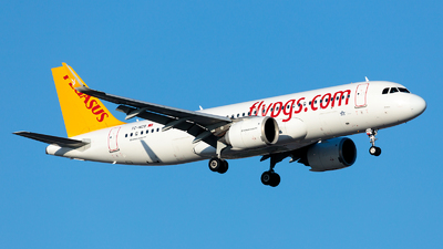 A picture of TCNCB - Airbus A320251N - Pegasus Airlines - © Sadikoglu