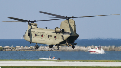 10-08808 - Boeing CH-47F Chinook - United States - US Army