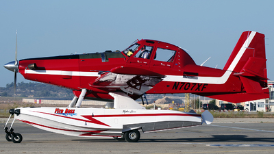 N707XF - Air Tractor AT-802A Fire Boss - Air Tractor