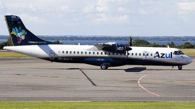 A picture of PRAKA - ATR 72600 - Azul Linhas Aereas - © Angelo Madson