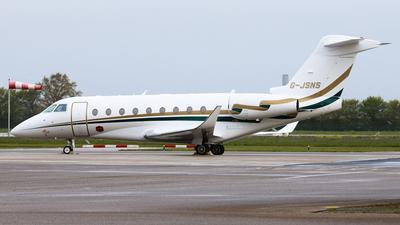 G-JSNS - Gulfstream G280 - Gama Aviation