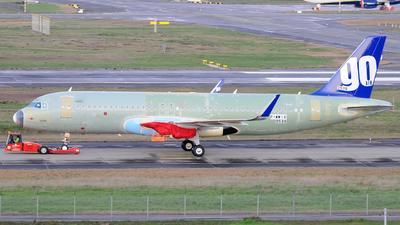 F-WWIX - Airbus A320-271N - Go Air