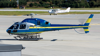 C-GPNT - Eurocopter AS 355N Ecureuil 2 - Canadian Helicopters