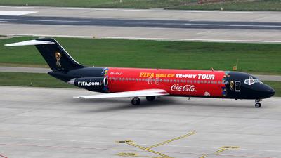 ZS-GAJ - McDonnell Douglas DC-9-32 - Global Aviation