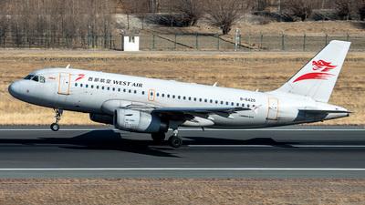 B-6420 - Airbus A319-133 - West Air
