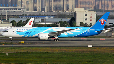 B-209E - Boeing 787-9 Dreamliner - China Southern Airlines