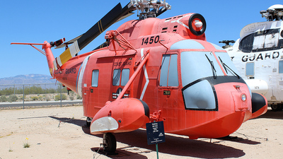 1450 - Sikorsky HH-52A Sea Guard - United States - US Coast Guard (USCG)