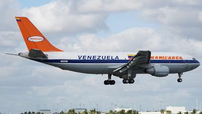 YV562T - Airbus A300B4-203(F) - Transcarga International Airways