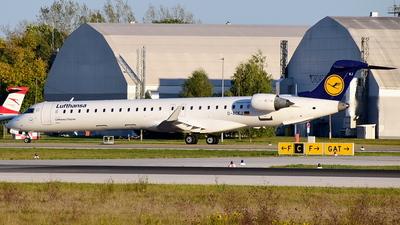 A picture of DACKJ - Mitsubishi CRJ900LR - Lufthansa - © Branko Cesljas