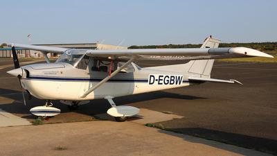D-EGBW - Reims-Cessna F172M Skyhawk - Luftsportverein Worms