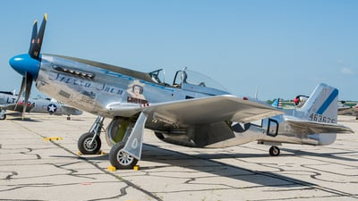 N1751D - North American P-51D Mustang - Private