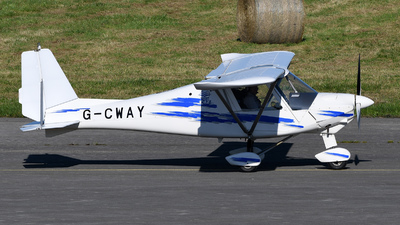 G-CWAY - Ikarus C-42 FB100 - Private