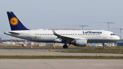 A picture of DAIUD - Airbus A320214 - Lufthansa - © Jan-Eike Berger
