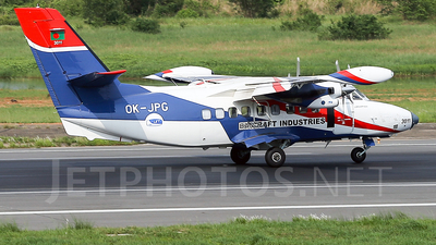 OK-JPG - Let L-410UVP-E20 Turbolet - LET Kunovice