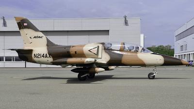 N214AX - Aero L-39ZA Albatros - Airborne Tactical Advantage Company (ATAC)
