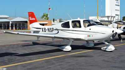 XB-NSP - Cirrus SR22 - Private