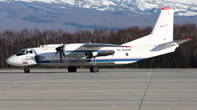 RA-26039 - Antonov An-26B-100 - Petropavlovsk-Kamchatskoe Aviation Enterprise