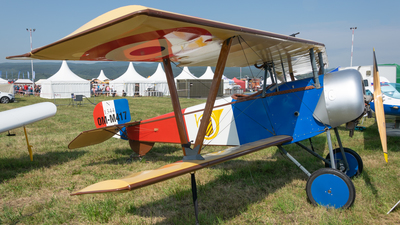OM-M417 - Nieuport 11 - Private