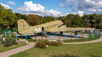 56 - Lisunov Li-2 - Soviet Union - Air Force