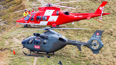 T-367 - Eurocopter EC 635T2+ - Switzerland - Air Force