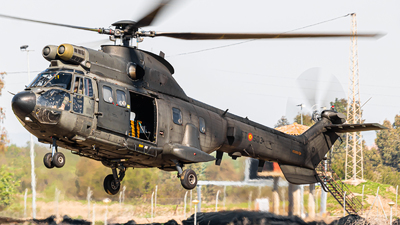 HU.21-05 - Aérospatiale AS 332B Super Puma - Spain - Army