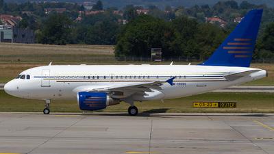 M-HHHH - Airbus A318-112(CJ) Elite - Private