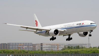 B-2089 - Boeing 777-39LER - Air China