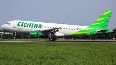 A picture of PKGLM - Airbus A320214 - Citilink - © EDUARDO K PURBA