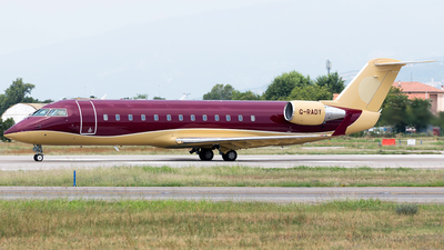 G-RADY - Bombardier CL-600-2B19 Challenger 850 - TAG Aviation